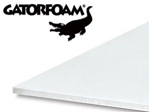 "Gatorfoam Sheet - 1/2"" 48x96 White"
