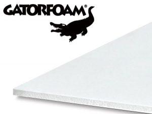 "Gatorfoam Sheet - 3/16"" 48x96 White"