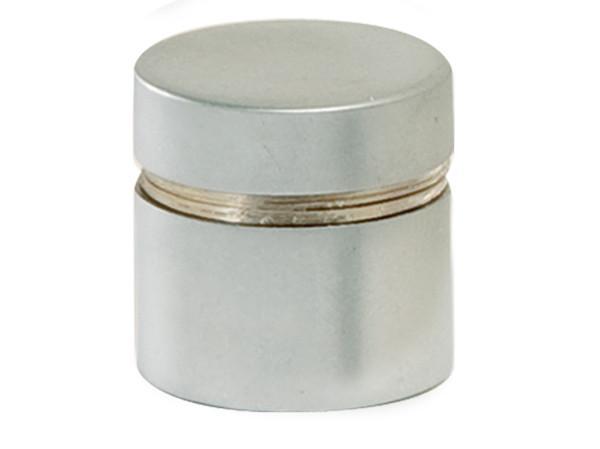 STANDOFF 3 BARREL X 1 1/4 CAP MAT CHROME *SPECIAL ORDER
