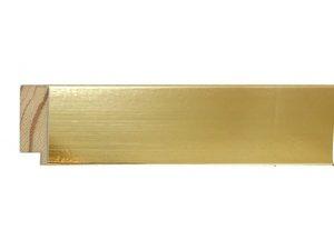 Gemini Platinum Wood Moulding - Mottled Gold