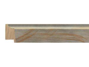 Gemini Wood Moulding -  GRAY/LT BROWN/GRAY WASH