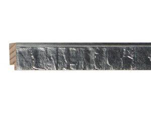 Fotiou Wood Moulding -  ORNATE BRIGHT SILVER LEAF