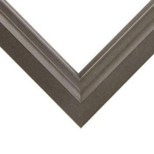 Nielsen Metal Moulding - GUNMETAL**