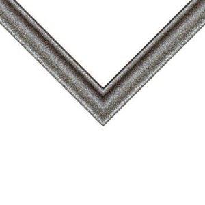 Nielsen Metal Moulding - WROUGHT PEWTER**