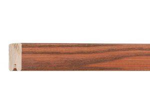 Gemini Wood Moulding - DARK OAK STAIN GLASS