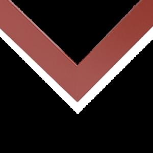 Nielsen Metal Moulding - BARN RED**