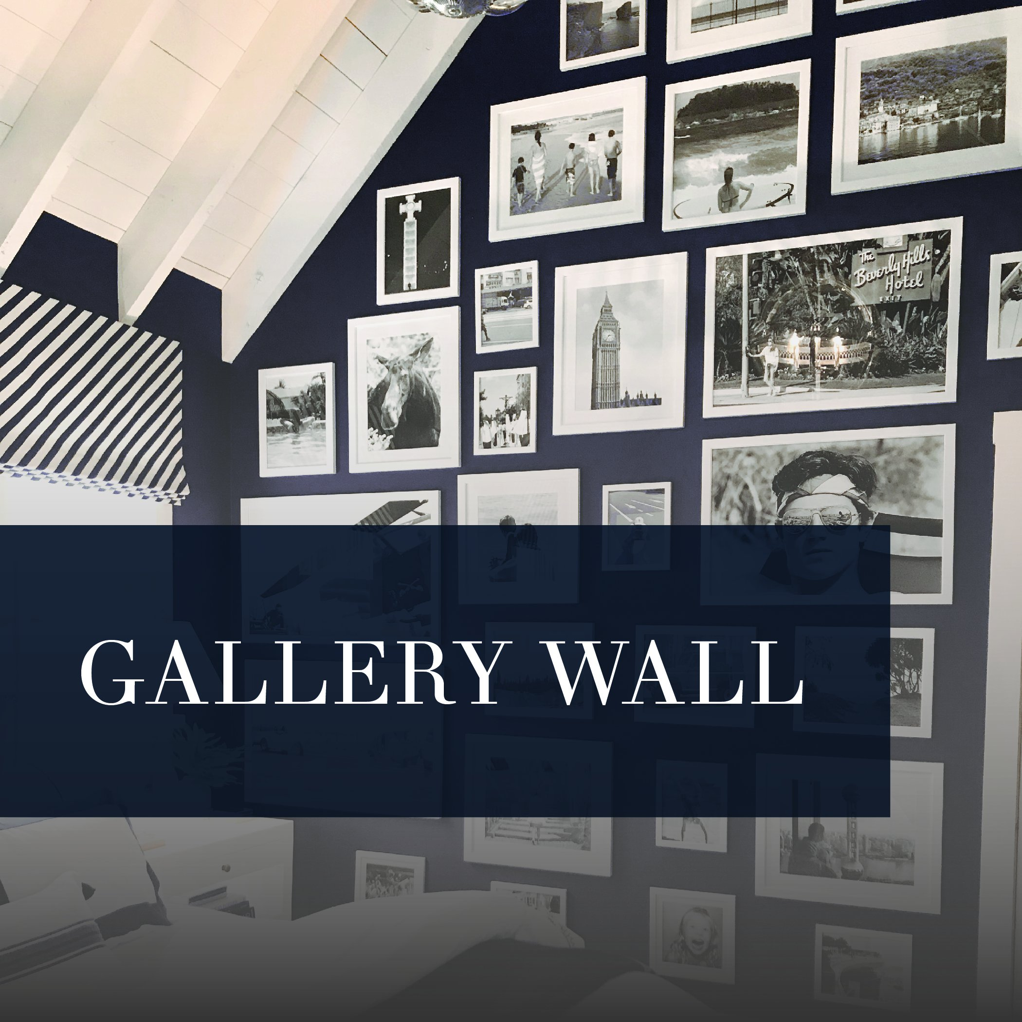 CASE STUDY: Gallery Wall… From Rendering To Install