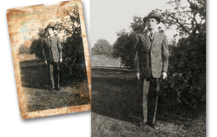 How to Position Digital Photo Restoration Services to Your Customers