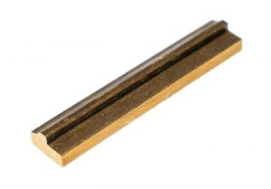 "Gemini Wood Moulding - 1/2"" FRUITWOOD FILLET**"