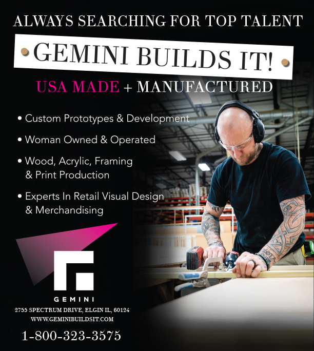 Gemini Job Posting Talent Recruitment